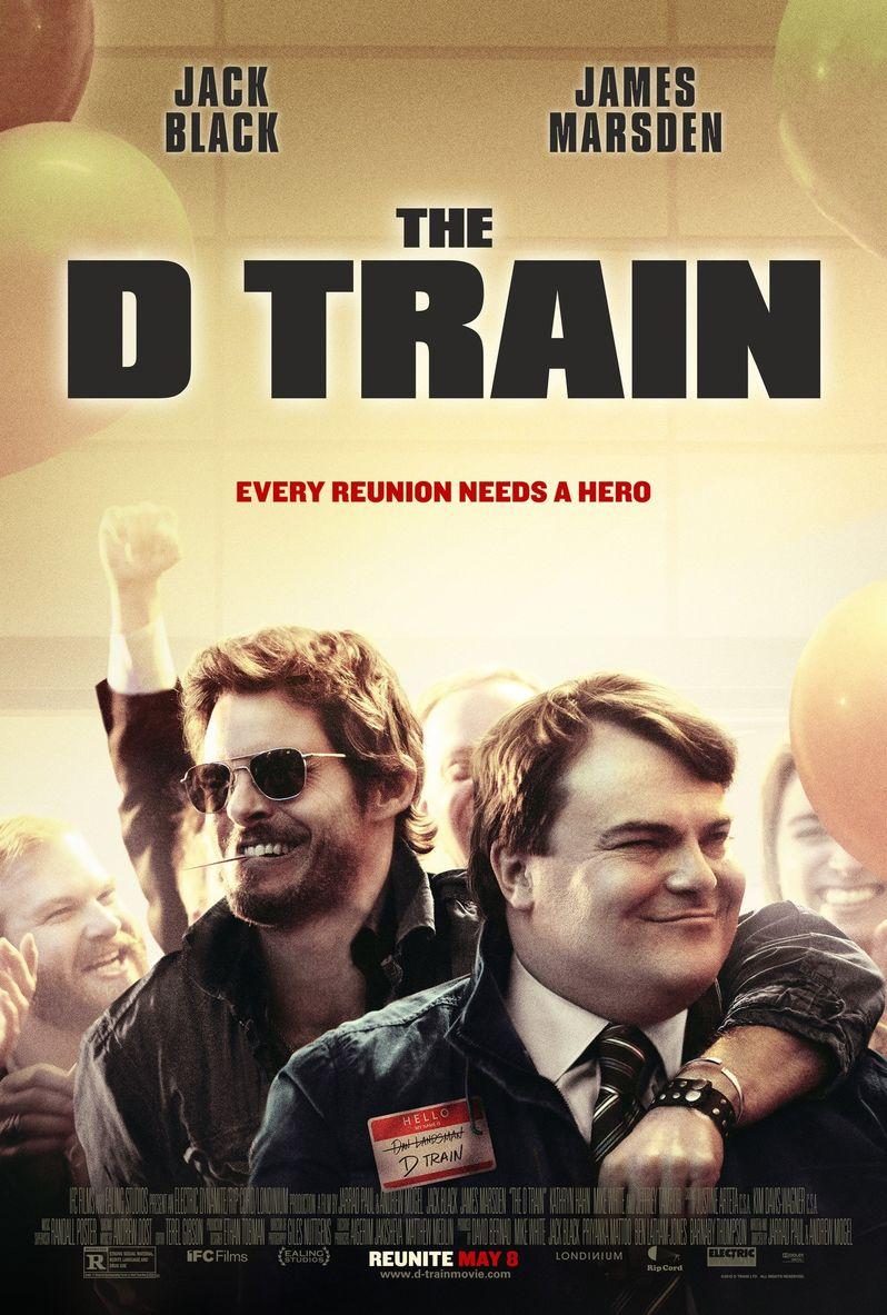 <strong><em>The D Train</em></strong> Poster