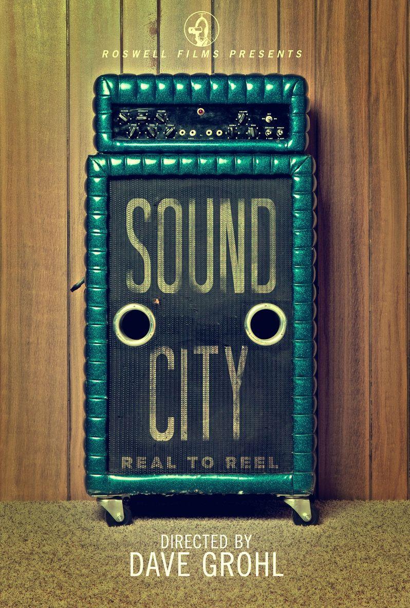 <strong><em>Sound City</em></strong> Poster