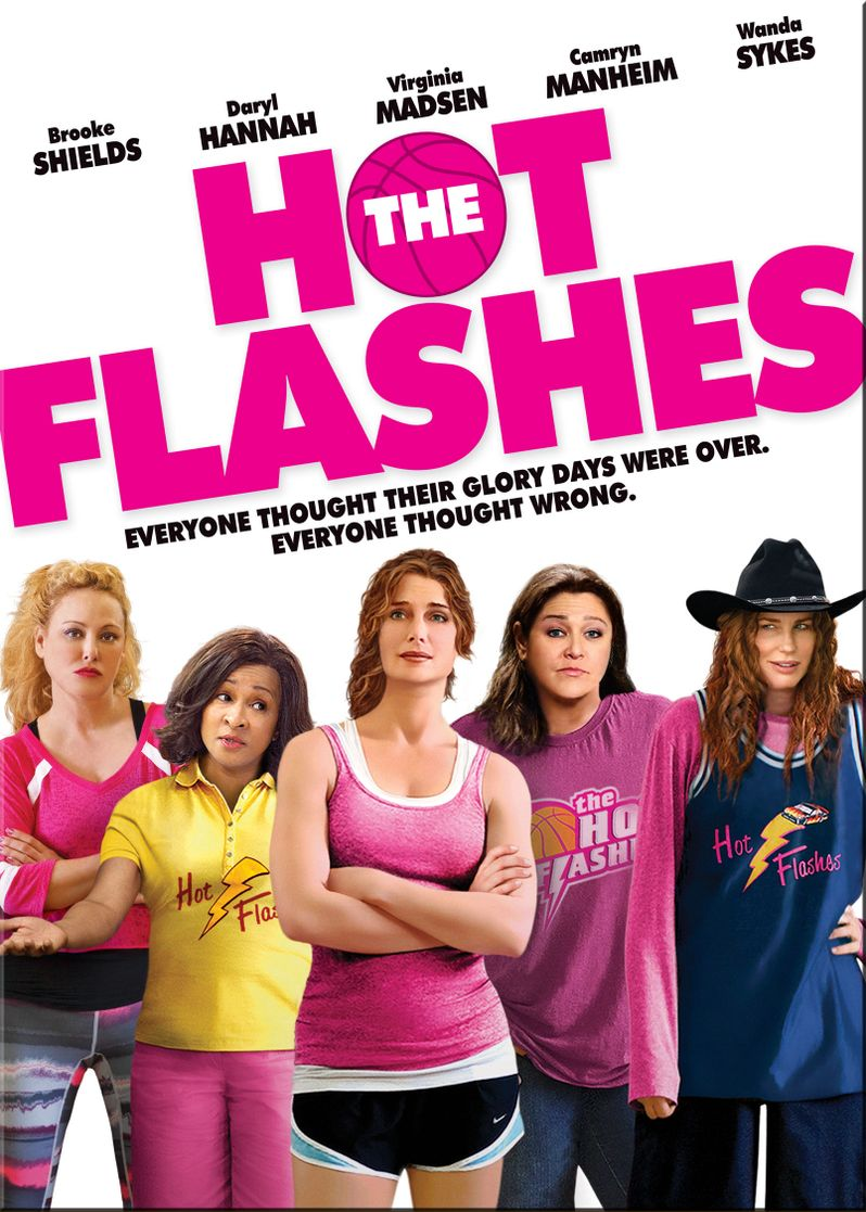 <strong><em>The Hot Flashes</em></strong> Poster