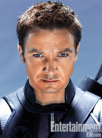 The Avengers: Jeremy Renner