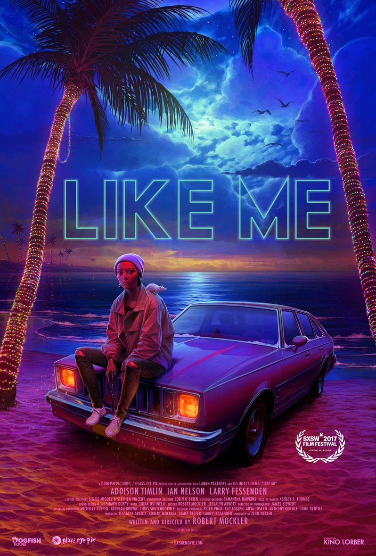 <strong><em>Like Me</em></strong> poster