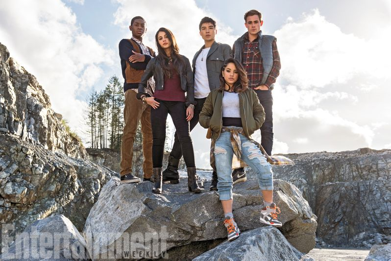 <strong><em>Power Rangers</em></strong> photo 1