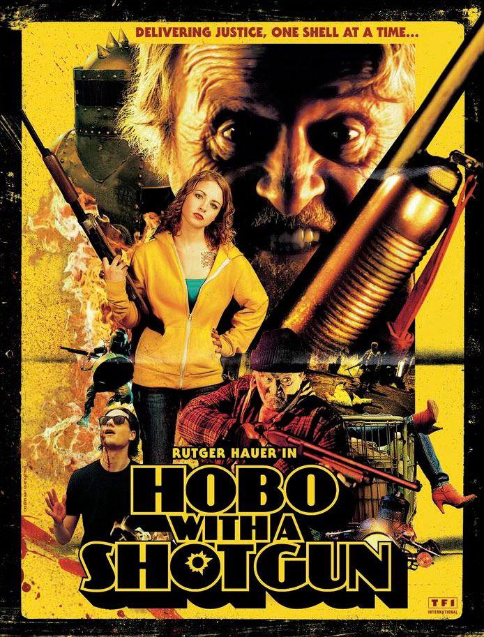 <strong><em>Hobo with a Shotgun</em></strong>: Poster #1