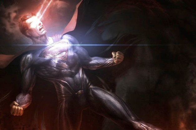<strong><em>Man of Steel</em></strong> Concept Art 5