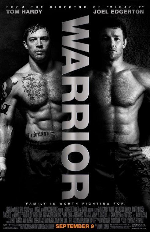<strong><em>Warrior</em></strong> Poster