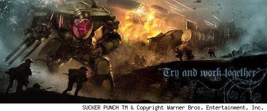<strong><em>Sucker Punch</em></strong> The Art of the Film Book Photo #5