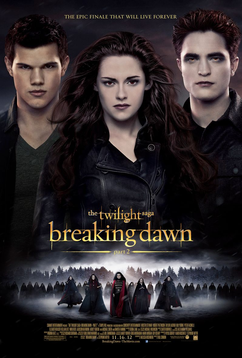 <strong><em>The Twilight Saga: Breaking Dawn - Part 2</em></strong> International Poster
