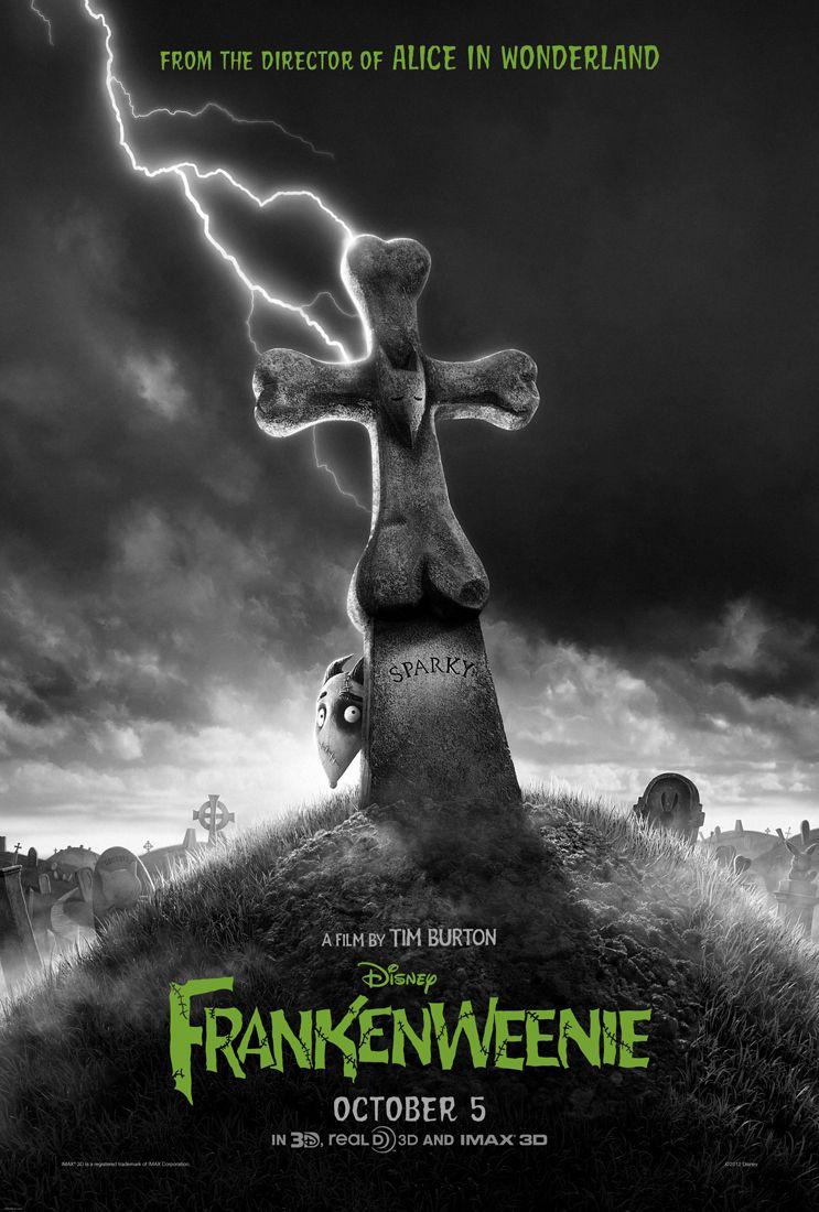<strong><em>Frankenweenie</em></strong> Poster #1