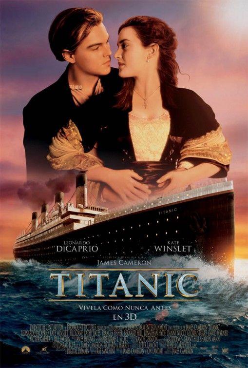 <strong><em>Titanic</em></strong> 3D Italian Poster