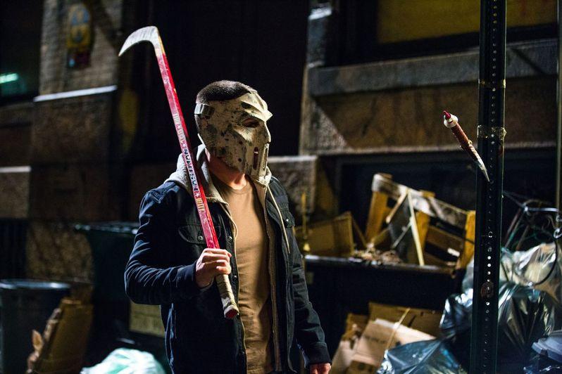Teenage Mutant Ninja Turtles 2 Casey Jones Stephen Amell