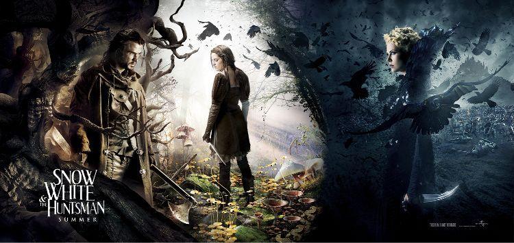 <strong><em>Snow White and the Huntsman</em></strong> Promo Artwork