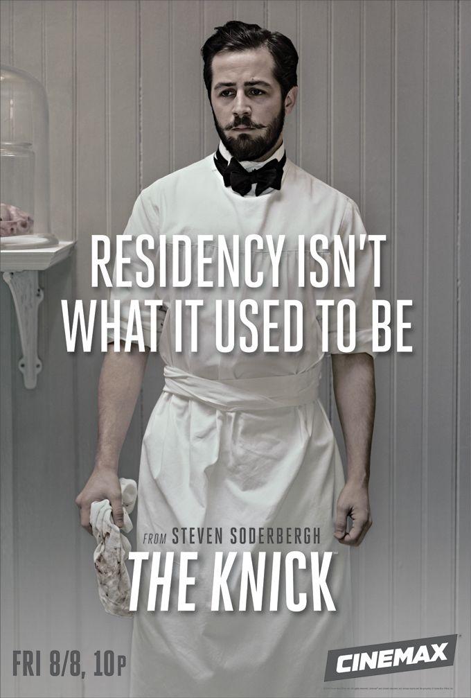<strong><em>The Knick</em></strong> Poster 12