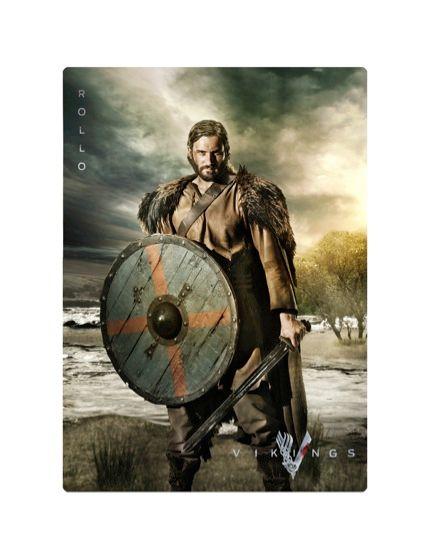 <strong><em>Vikings</em></strong> lenticular trading cards 4