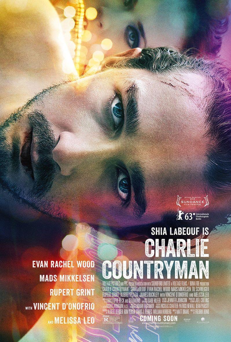 <strong><em>Charlie Countryman</em></strong> Poster 1