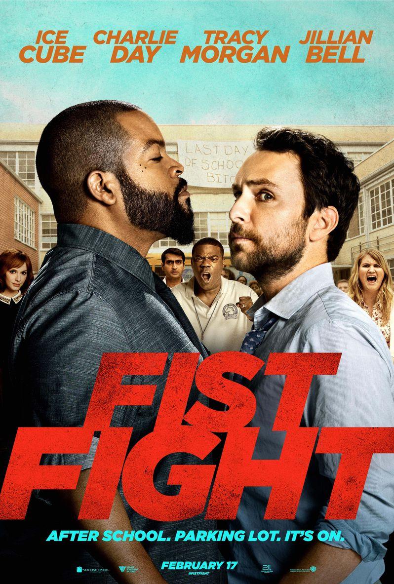 <strong><em>Fist Fight</em></strong> Poster