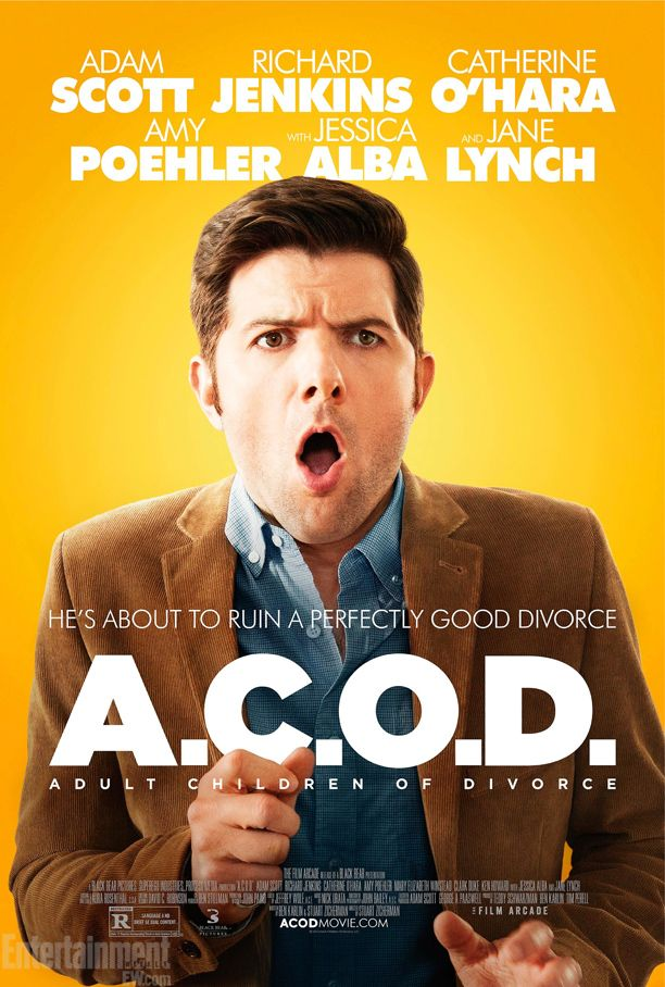 <strong><em>A.C.O.D.</em></strong> Poster