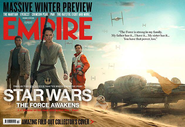 Empire Magazine Cover 2