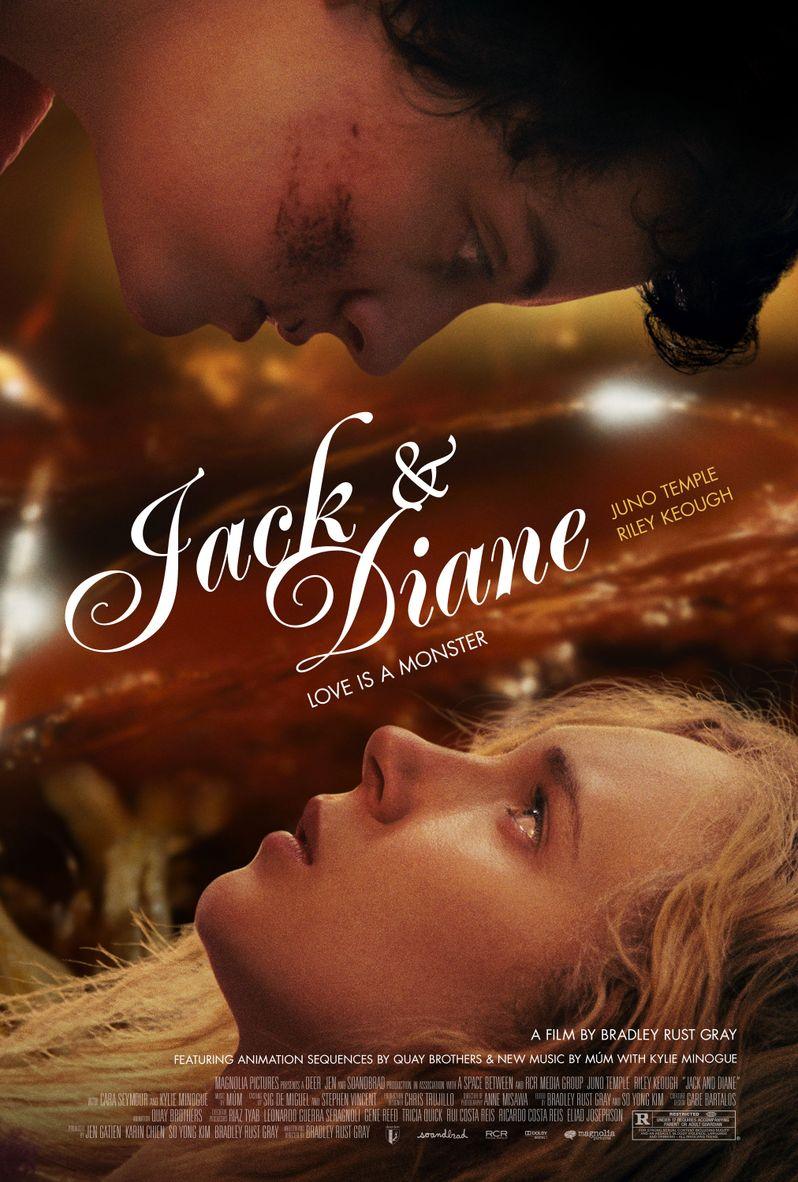 <strong><em>Jack and Diane</em></strong> Poster