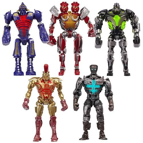 <strong><em>Real Steel</em></strong> Action Figures #1