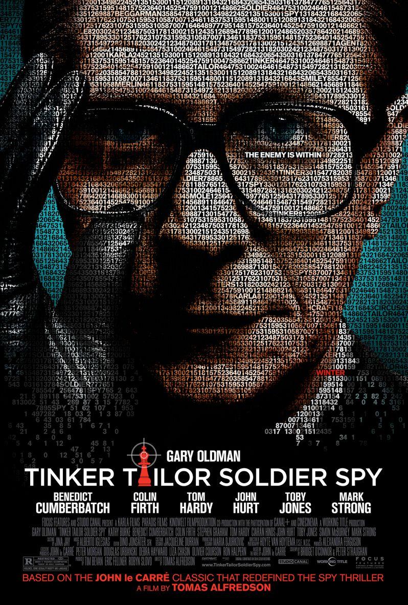 <strong><em>Tinker, Tailor, Soldier, Spy</em></strong> Poster