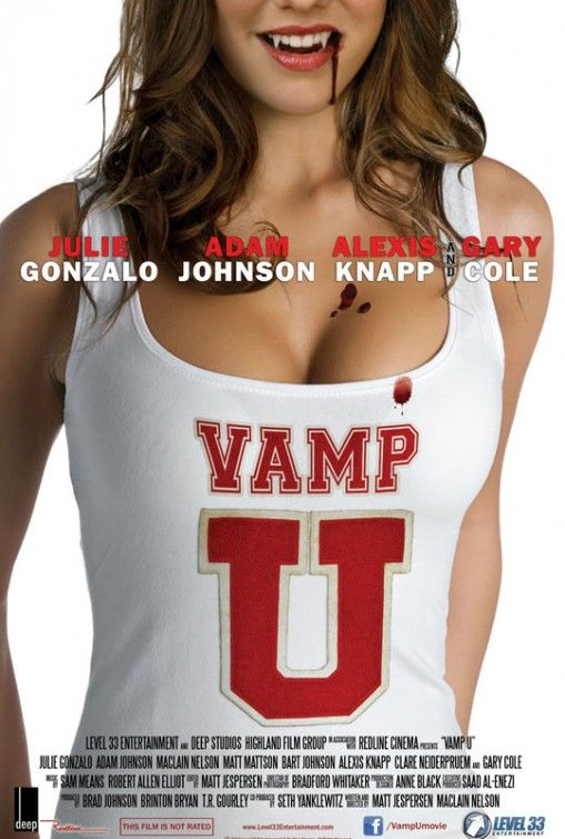 <strong><em>Vamp U</em></strong> Poster
