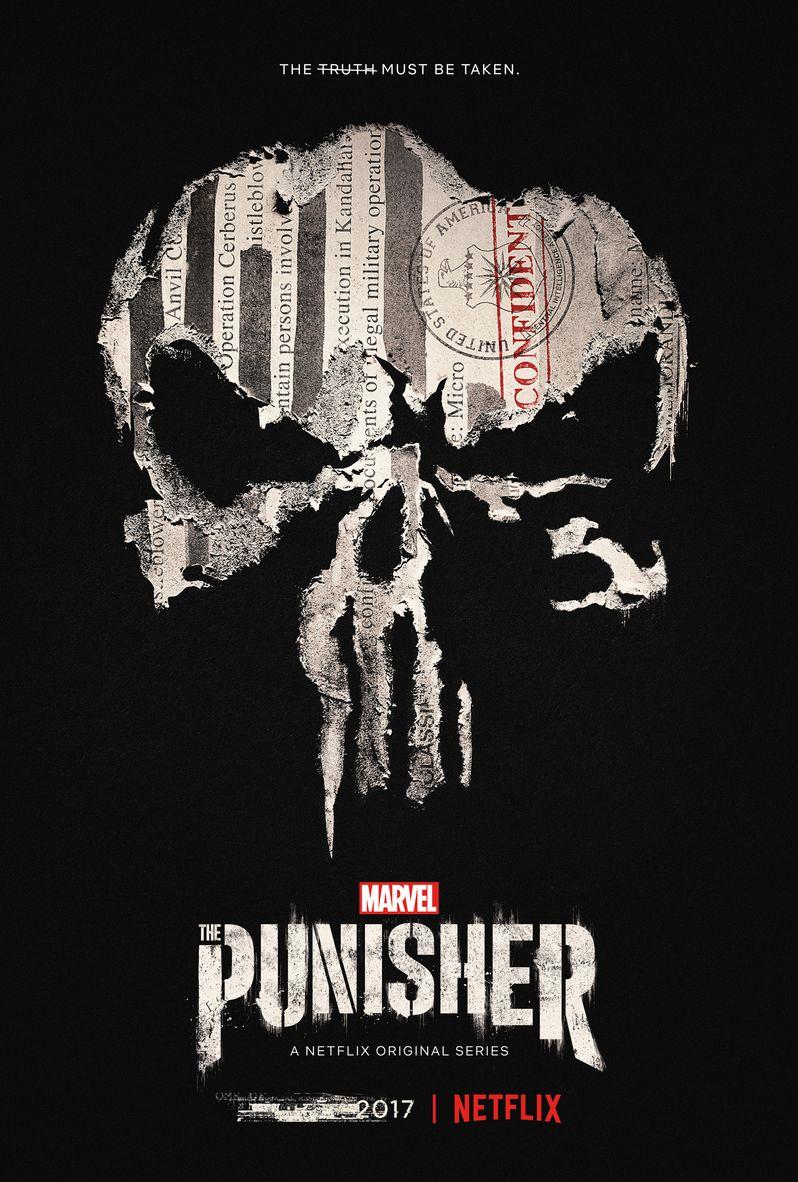<strong><em>The Punisher</em></strong> Poster