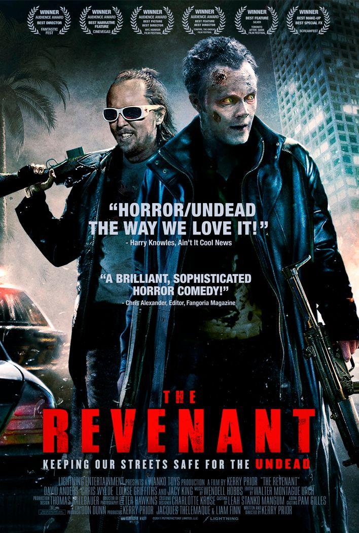<strong><em>The Revenant</em></strong> Poster