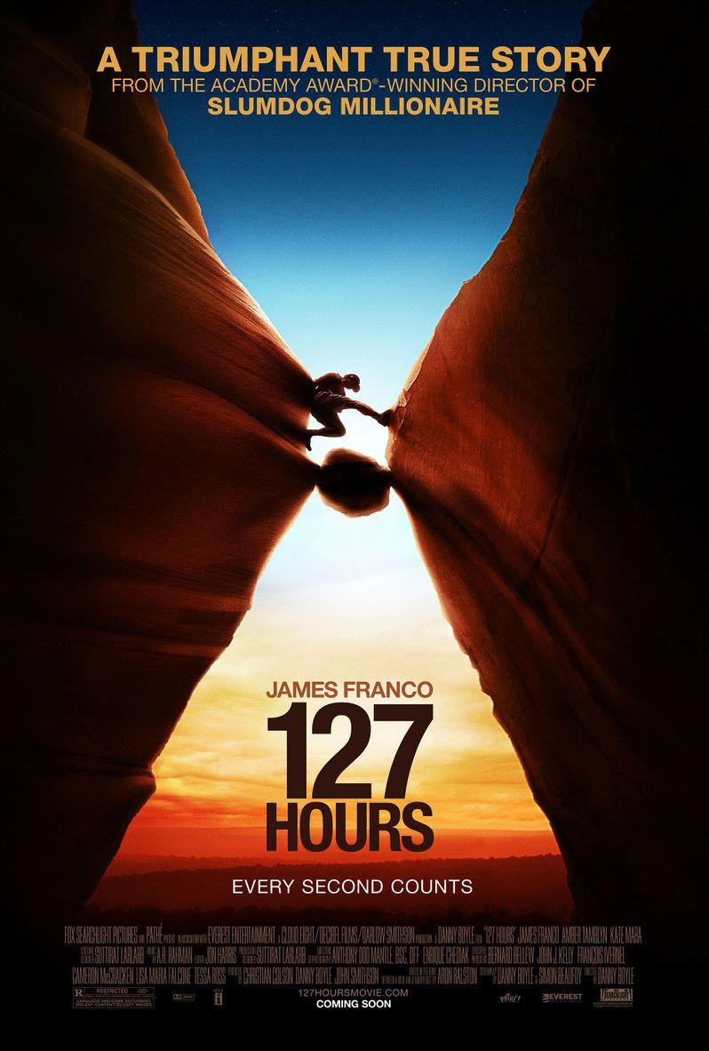 <strong><em>127 Hours</em></strong> Poster