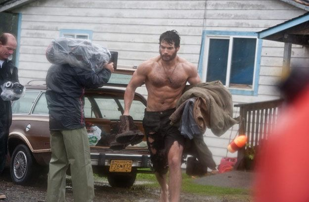 <strong><em>Man of Steel</em></strong> Henry Cavill Photo #1