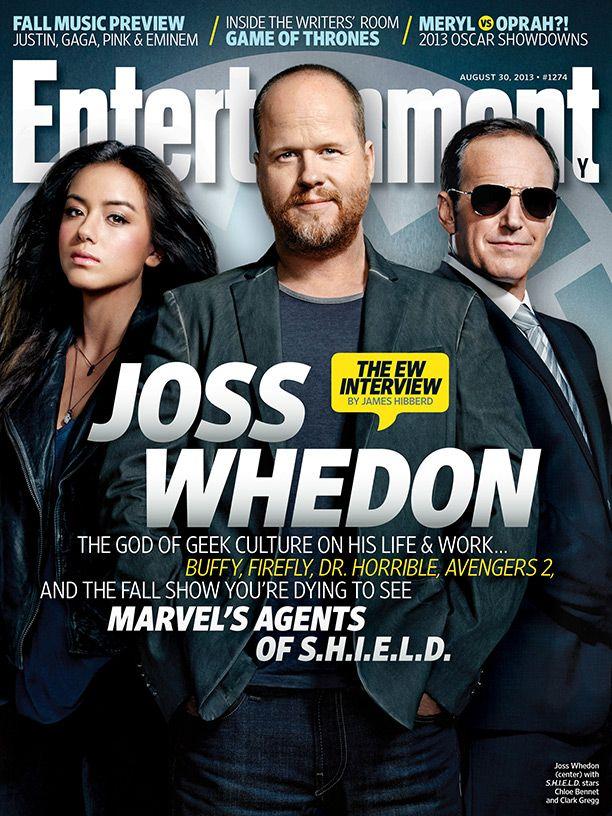 <strong><em>Marvel's Agents of S.H.I.E.L.D.</em></strong> EW cover