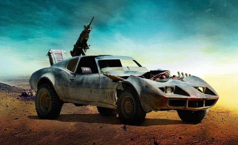 <strong><em>Mad Max: Fury Road</em></strong> Buggy #9 Photo
