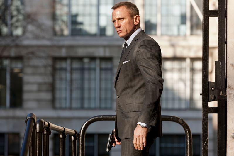 <strong><em>Skyfall</em></strong> Daniel Craig photo
