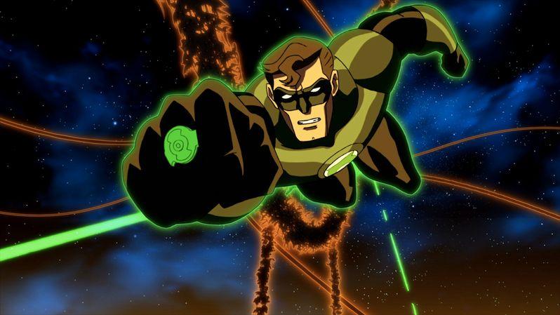 Nathan Fillion Talks <strong><em>Green Lantern: Emerald Knights</em></strong>