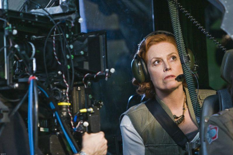 Sigourney Weaver in <strong><em>Avatar</em></strong>