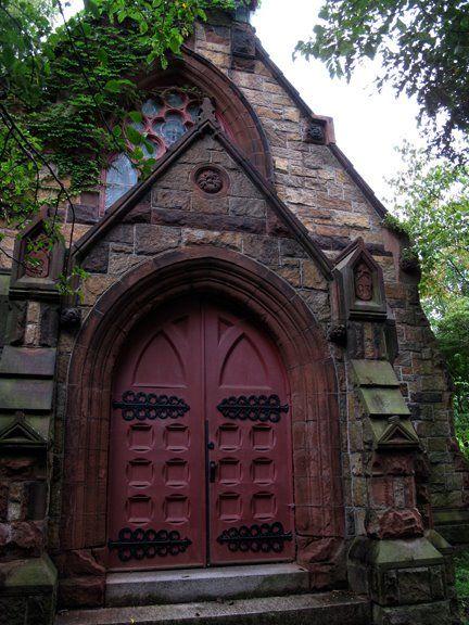 <strong><em>The Lords of Salem</em></strong> Set Location #4