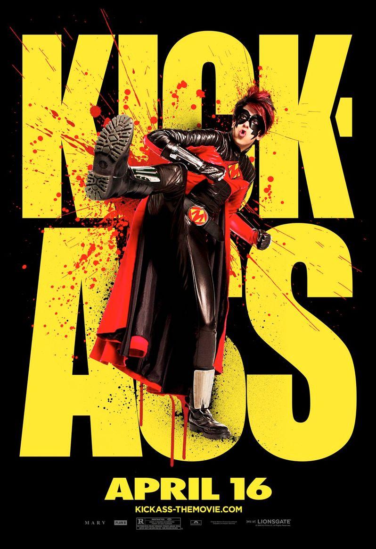 <strong><em>Kick-Ass</em></strong> Red Mist