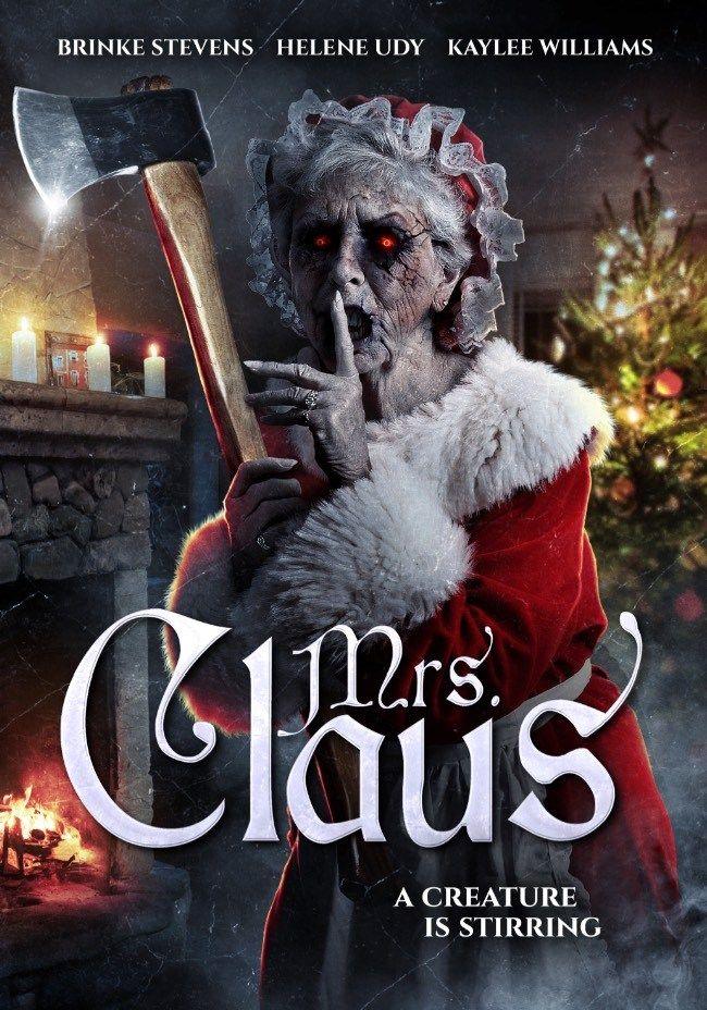<strong><em>Mrs. Claus</em></strong> Poster