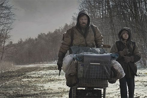 First Look at <strong><em>The Road</em></strong>