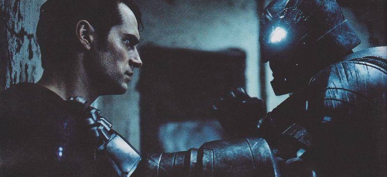 <strong><em>Batman v Superman: Dawn of Justice</em></strong> Empire Magazine Photo 7