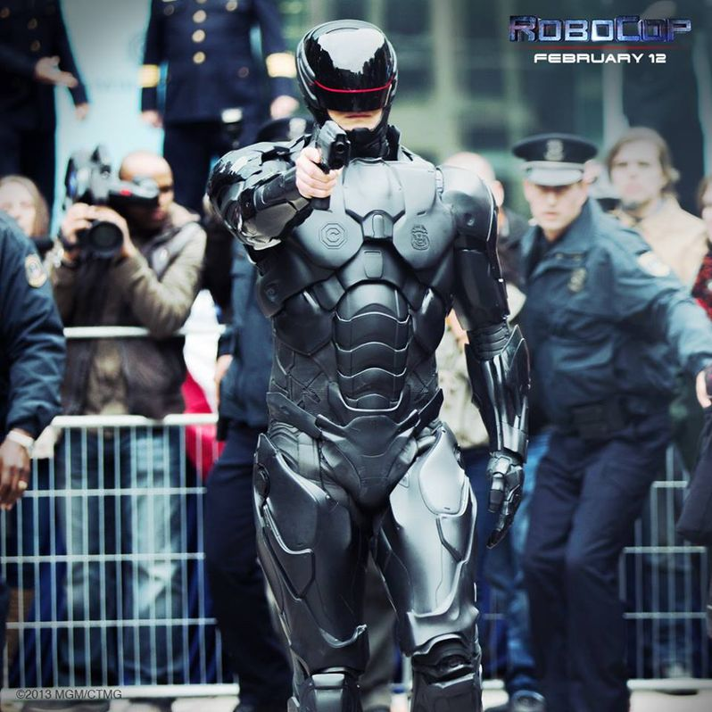 <strong><em>RoboCop</em></strong> Character Photo 5