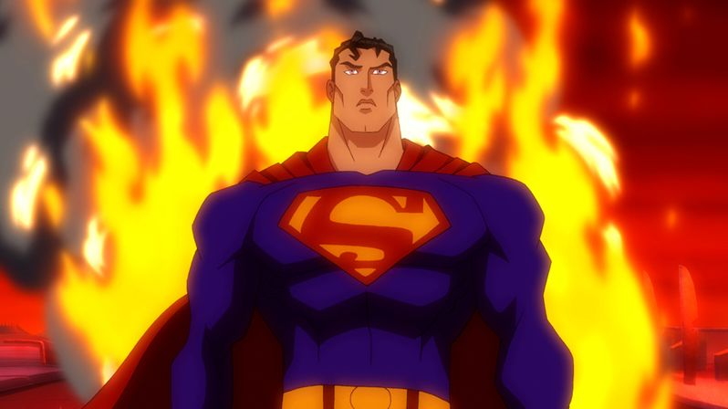 Tim Daly stars as the voice of Superman