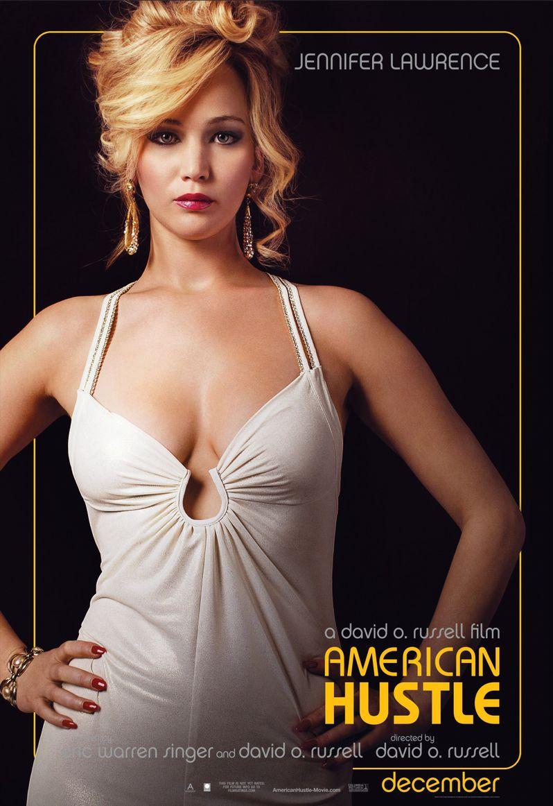 <strong><em>American Hustle</em></strong> Poster 2