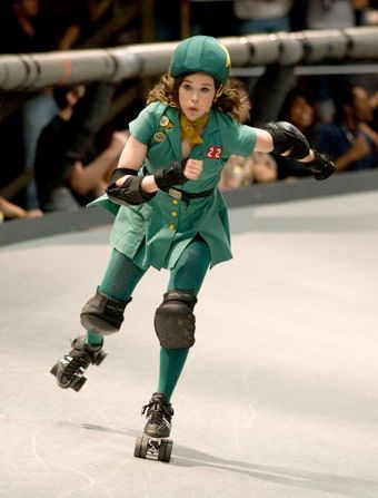 Ellen Page stars in <strong><em>Whip It!</em></strong>