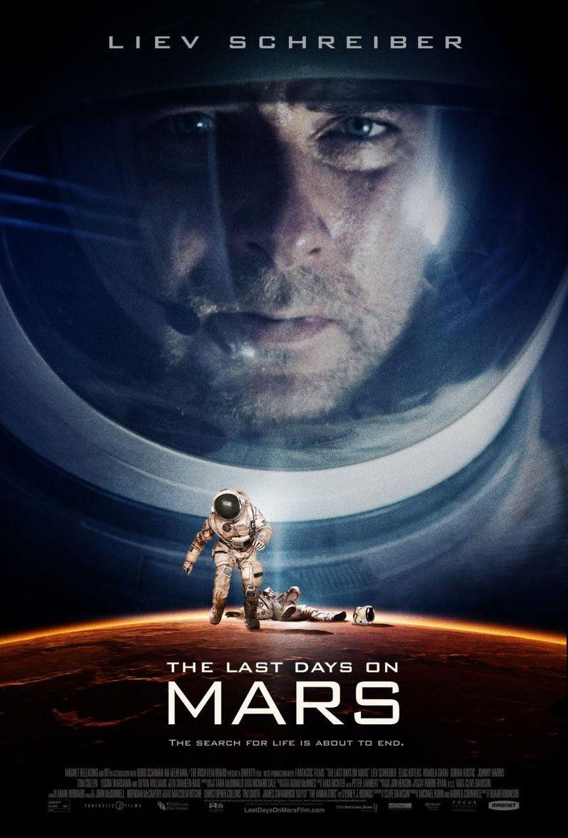 <strong><em>The Last Days on Mars</em></strong> Poster