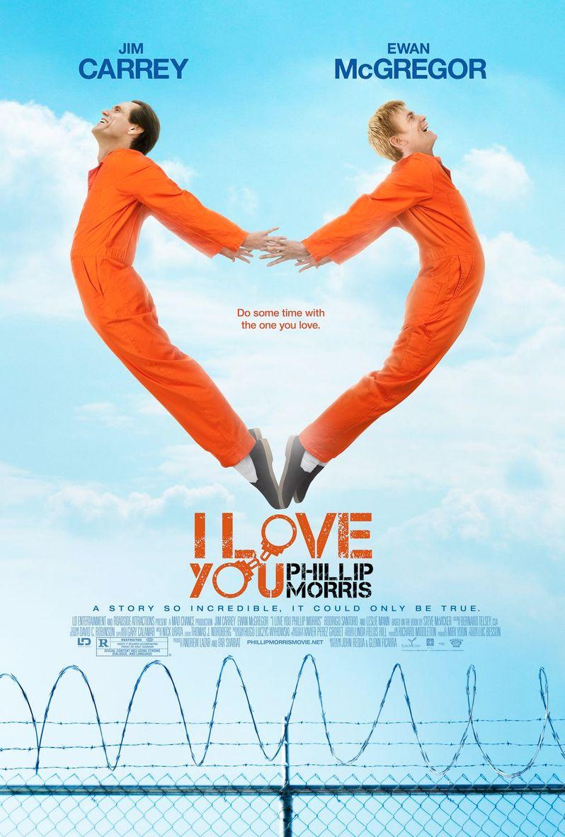 <strong><em>I Love You Phillip Morris</em></strong> Poster