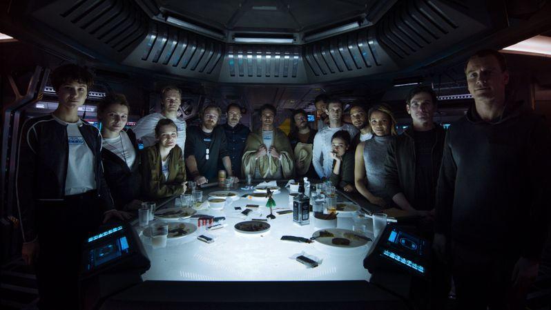 <strong><em>Alien: Covenant</em></strong> photo 1