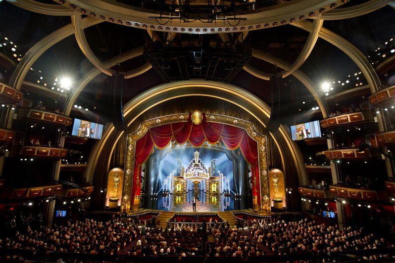 2012 Academy Awards Telecast photo 3