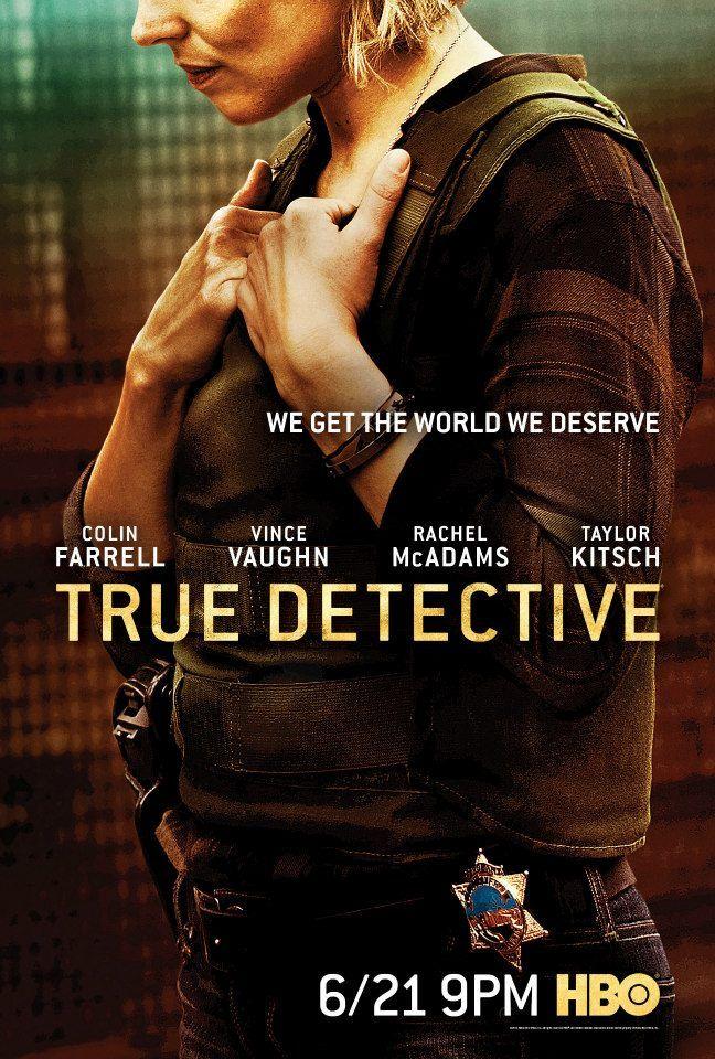 <strong><em>True Detective</em></strong> Season 2 Rachel McAdams Character Poster