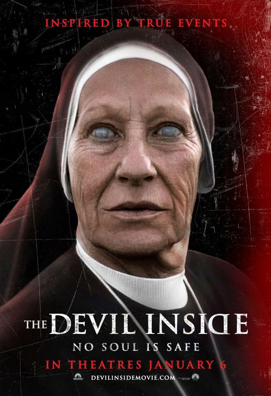 <strong><em>The Devil Inside</em></strong> Poster #2
