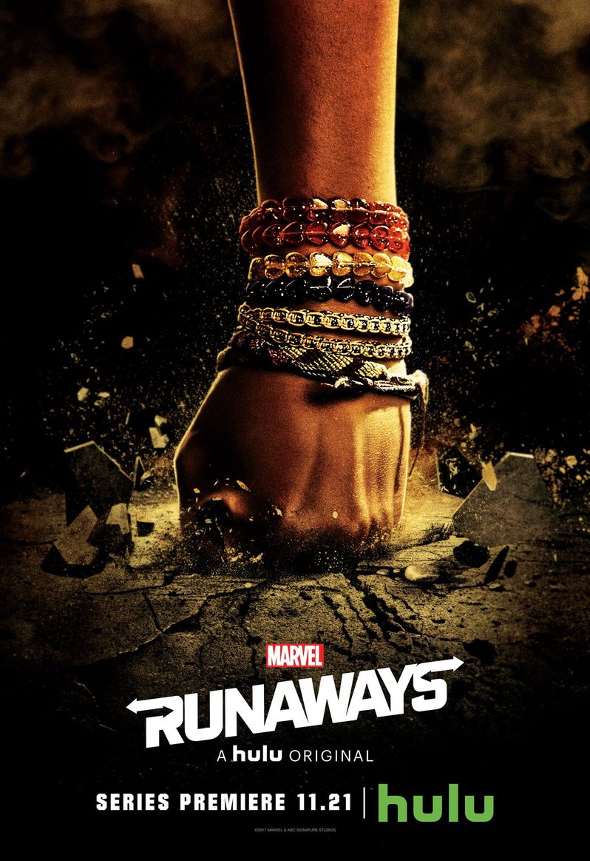 <strong><em>Marvel's Runaways</em></strong> - Season 1 photo 3